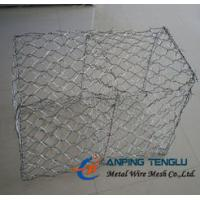Quality Hot Dip Galvanized Hexagonal Gabions, High Tensile&Corrosion Resistance for sale