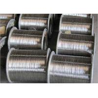 China Industrial SS 304 410 Stainless Steel Wire Corrosion Resistance 0.025mm-5mm Dia on sale