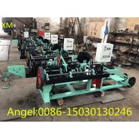 Quality Positive and Negative Twist Barbed Wire Machine with Best Price for sale
