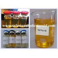 Quality Muscle Building Injectable Anabolic Steroids Testosterone Propionate 100mg/ml Conversion for sale