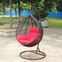 Quality Indoor Furniture hanging swing chair /rattan swing chair for sale
