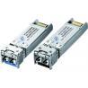 SFP 10g Optical Transceiver , Single Mode Fiber Transceiver For Data Center for sale