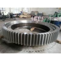 Quality ASTM A291 Gr7 Grade 7 Grade 1 2 3 4 5 6 8 9 Forged FOrging Steel Planet Gear reducer gear pinion gear ring gears for sale