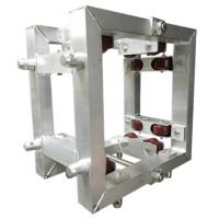 Buy Light Weight / Durable Lighting Truss Parts Coupling System For SN289cm*289cm at wholesale prices