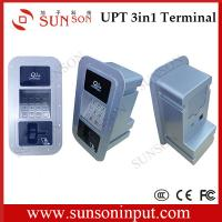 Buy Kiosk Parts Unattended Payment Terminal For Kiosk Application Including Display at wholesale prices