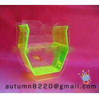 Quality Clear acrylic fish bowls for sale