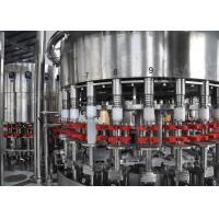 Quality Plastic Bottle Hot Filling Machine Automatic For Fruit Juice Filling for sale