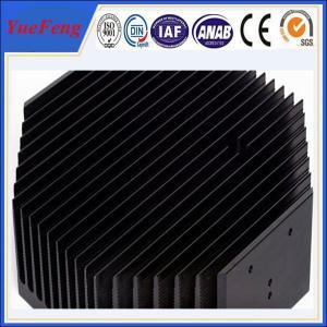 Quality Industrial Aluminium Extrusion Product , 6063-T5 alloy Industrial Aluminium Heatsink for sale