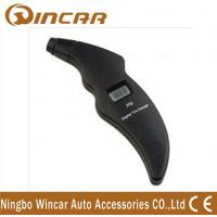 China Long life Lithium battery plastic tire Digital Tire Pressure Gauge CE on sale