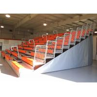 Buy cheap Available Color Telescopic Seating Systems Steel Frame With Powder Coating from wholesalers