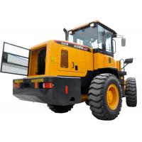 Quality Hydraulic Steering ZL30 Wheel Loader / 630B Front Wheel Loader CE Approved for sale