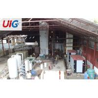 Quality Medical Cryogenic Air Separation Plant 1180 Nm3/h Of High Pressure With Liquid Oxygen for sale
