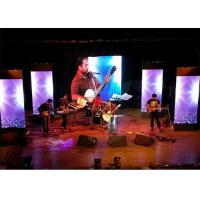 Quality Video Wall Stage LED Screens , Led Message Boards Displays 600Hz for sale