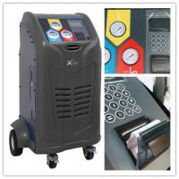 Quality Portable Refrigerant Recovery Machine Automatic Oil Drain Database SD Card for sale