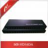 16-Port HDMI Splitter,HDMI Amplifier  MB-HD16DA for sale