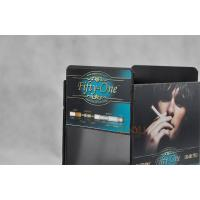 Buy E - cigarettes Acrylic Display Stands More compartments Printing Full Color Logo at wholesale prices
