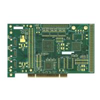 Quality FR4 PCB Electronic Circuit Board Assembly 0.3-6mm Board Thickness UL Approved for sale