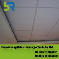 Quality Gypsum board and gypsum ceiling tiles for sale