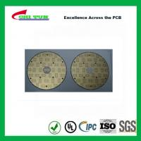Buy 2 Layer Double Sided PCB FR4 IT180 1.57mm Thickness Immersion Gold at wholesale prices