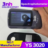 Quality Opacity Measurement Paint Matching Spectrophotometer With Hunter Lab YS3020 Spectroph for sale