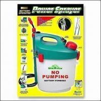 Quality Battery-powered Garden Sprayer with Shoulder Strap and Extendable Wand for sale