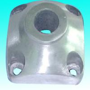 Quality Automotive Engine Part V250 ADC12 Material Sign Aluminum Bracket For GM Motor for sale