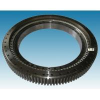 Quality Single row Slewing Ring Bearings Four Point Contact Ball slewing bearing For Excavators for sale