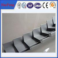Quality Hot! aluminum profile for buildings manufacturer, aluminum extrusion for truck for sale