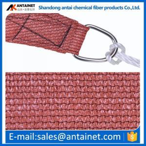 China 100% virgin HDPE shade net/ shade cloth/shade sail in China Factory on sale