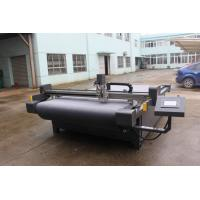 Buy cheap Glass Fiber Carbon Fiber Cutting Machine With Linear Guide Driving System from wholesalers