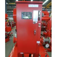 Quality UL / FM Fire Pump Controller for Electric Motor Pump Fire Fighting Systems for sale