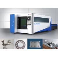 Buy cheap High efficiency Metal Fiber Laser Cutting Machine with low price For processing of aluminum alloy from wholesalers
