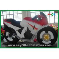 Quality Outdoor Advertising Inflatable Motorcycle For Sale for sale