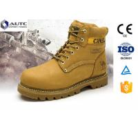 Quality Non Conductive PPE Safety Shoes , Lightweight Steel Toe Shoes Military Anti Static for sale