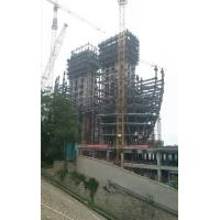China Concrete Wall Shuttering And Formwork , Building Formwork For Beijing Jinyan Hotel for sale
