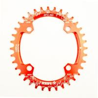 Quality CNC Machining Color Anodized 7075-T6 Aluminum Bicycle Bike BMX Sprocket for sale