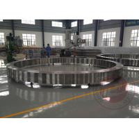 Buy Large Mining Machinery Ring High Precision Gear Forging Flange Gear at wholesale prices