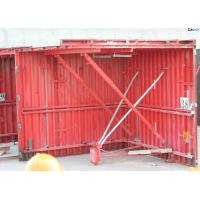 Quality Vertical / Horizental Tunnel Formwork System Lower Transport Costs for sale