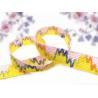 Buy cheap Hot Sale Crochet Elastic Ribbon/Jacquard Ribbon from wholesalers