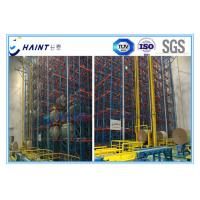 Quality AS RS Fully Automated Warehouse SystemIntelligent Control With Stacker Crane for sale