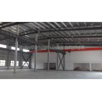 China Q235B Q345B Steel Building Workshop Construction Steel Structure Hangar for sale