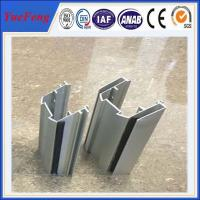 Quality China manufacturers of workstation aluminium profiles louvered partition for sale