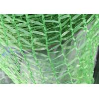 Quality Custom Hdpe Plastic Wire Mesh Green Or Black , Sunshine Shade Net For Agriculture for sale