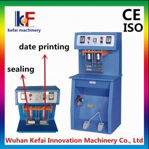 China Semi Automatic Tube Sealing Machine on sale