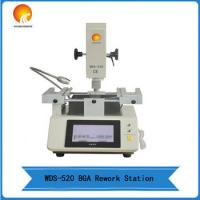 Quality WDS-520 laser bga rework station mobile reballing station with hot air and infrared for sale