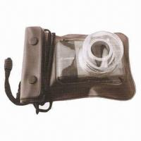 Quality PVC Water-resistant Pouch for Mobile Phone/Camera/Apple