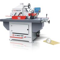 Buy cheap Custom Industrial Rip Saw , Wood Ripping Machine Double Anti - Kickback Finger from wholesalers