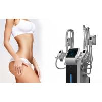 China new 2018 beauty equipment Cellulite Reduction 4 handles cryolipolysis freezing slimming machine on sale