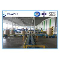 Quality Chaint Logistics ASRS Storage System , Warehouse Automatic Racking System for sale