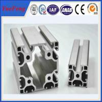 Quality Industrial extruded aluminum profiles with customized surface treatments and alloy grade for sale